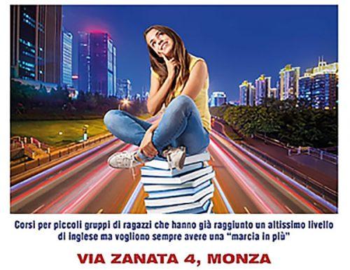 Corsi di inglese per ragazzi a Monza - i corsi FAST TRACK by English Training