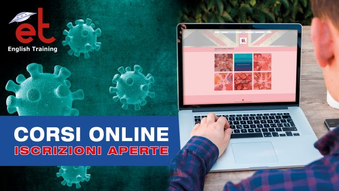 Corsi on-line English Training