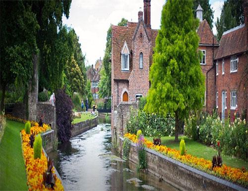 Vacanza studio 2021: Canterbury