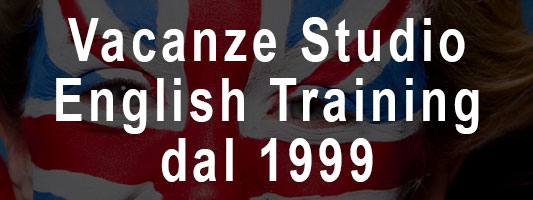 Vacanze Studio English training dal 1999